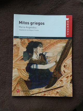 Mitos griegos.Maria Angelidou.
