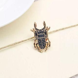 pin escarabajo metal [NUEVO]
