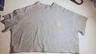 Camiseta gris SikSilk
