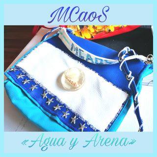 Bolso tipo Bandolera MCaoS « Agua y Arena»
