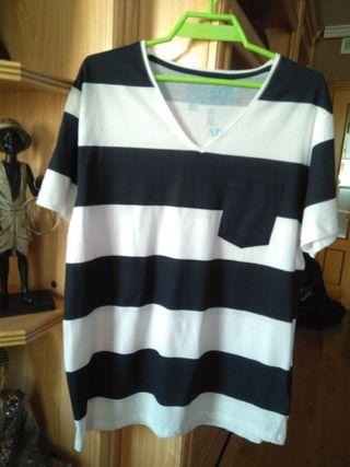 Camiseta hombre T-XL Casual