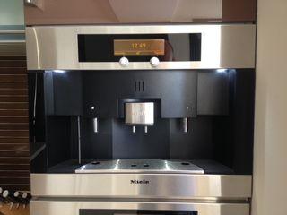 cafetera Miele CVA 4060