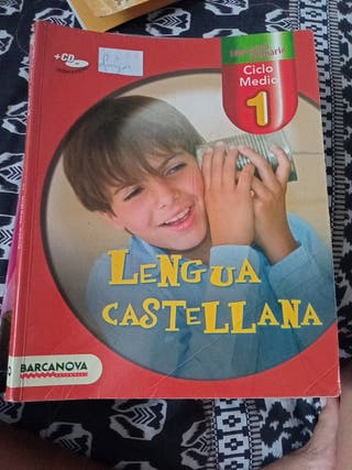 Lengua castellana ciclo medio
