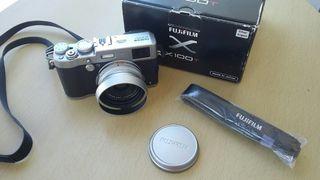 Fujifilm x-100T