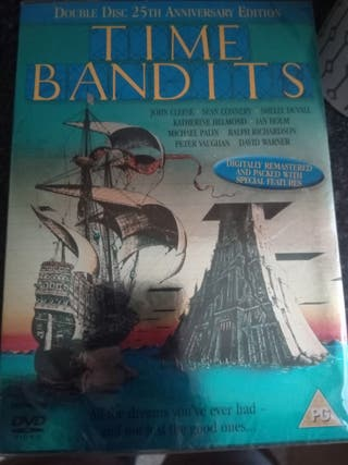 UNOPENED Time Bandits DVD
