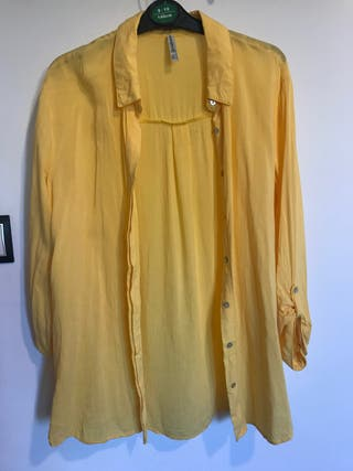 Camisa/blusa Stradivarius