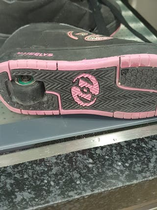 zapatillas rueda