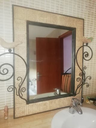 espejo de diseño unico