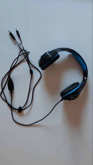 Auriculares Gaming Beexcellent GM-1 con Luz LED
