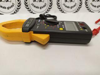 pinza amperimetrica multimetro TES 3082