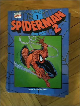 Spiderman 2 ( 18 primeros números)