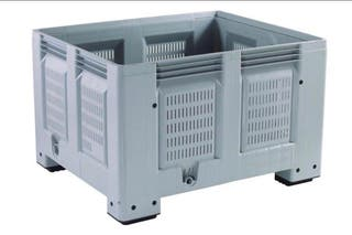 Palot plástico, big box, contenedor