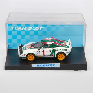 Lancia Stratos 1º Rallye Montecarlo 76 (Team Slot)