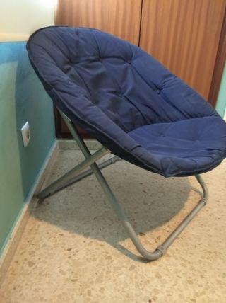 moderna silla de tijera,de diseño