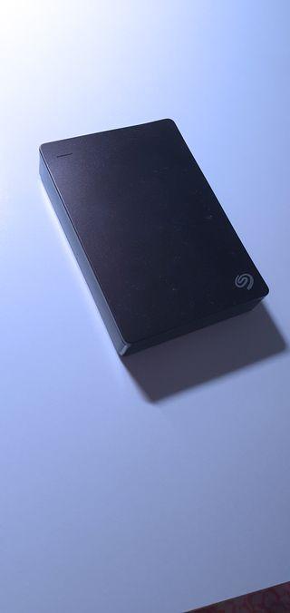Disco duro Seagate Backup Plus 5TB Portátil