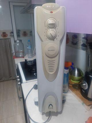 radiador 2000w