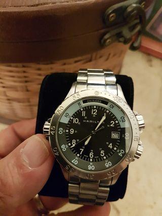 Reloj Hamilton deportivo