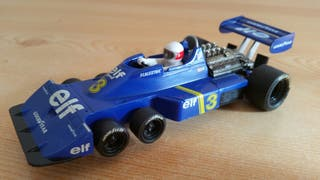 Ford Tyrrell P34 scalextric