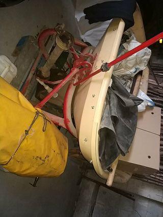 Abonadora Vicon 500 kg