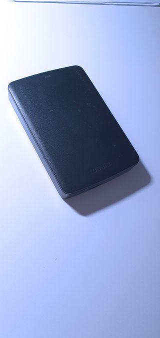 Disco duro portátil Toshiba 3TB