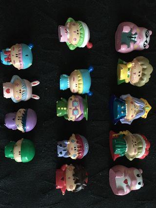Mirmo muñecos