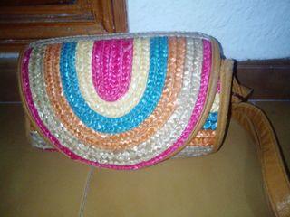 bolso con colores