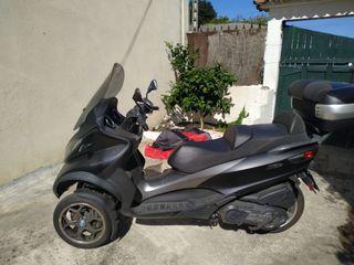 Trimoto Piaggio Mp3 500 Business Sport ABS y ASR