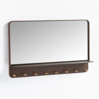 Espejo Perchero 92 cm