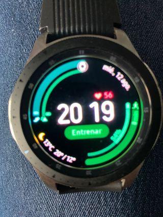 Reloj Samsung S3 poco uso con cargador