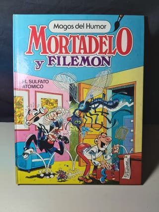COMIC TEBEO MORTADELO Y FILEMON