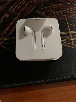 Cascos earpods de apple