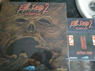 Juego de Mesa Evil Dead 2 Más Expansión