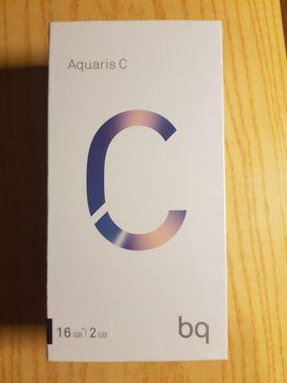 SMARTPHONE BQ AQUARIS C (16+2) NEGRO