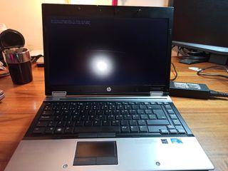 Portátil HP Élitebook 8440p
