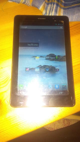 tablet bq elcano