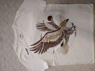 camiseta wrangler talla xl