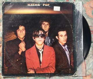 ¡¡IMPORTANTE LEER DESCRIPCIÓN!! - Nacha Pop