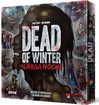 Juego de Mesa Dead of Winter la larga noche