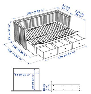 Estructura cama