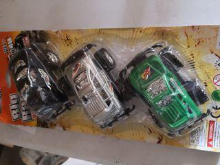 3 coches nuevos