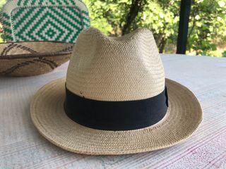 Sombrero panama talla 56