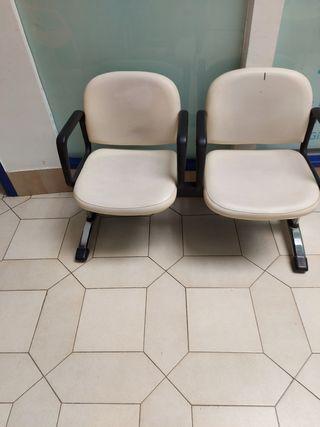 sillones de espera