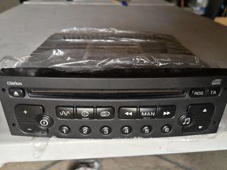 radio-CD para Peugeot