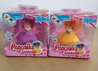 Muñeca Popcake surprise