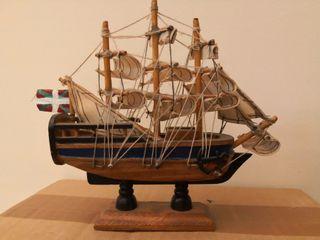 barco decoración