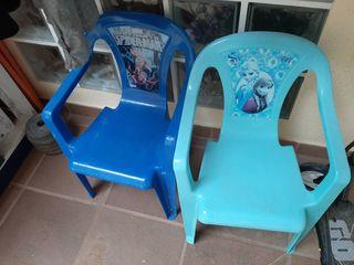 silla para niño y niña