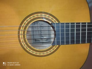 Guitarra sin estrenar