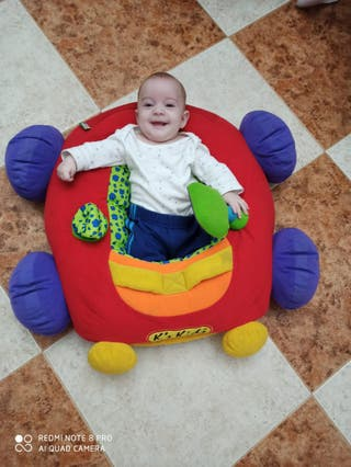 cojin bebe juguete para sentarse