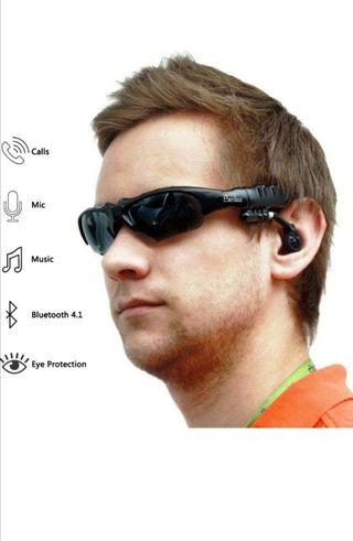 Gafas auriculares Bluetooth