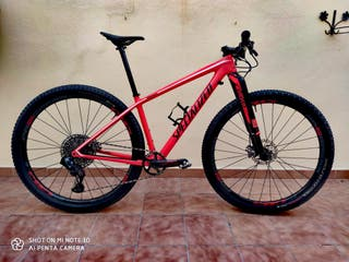 Bici MTB Specialized Epi de carbono